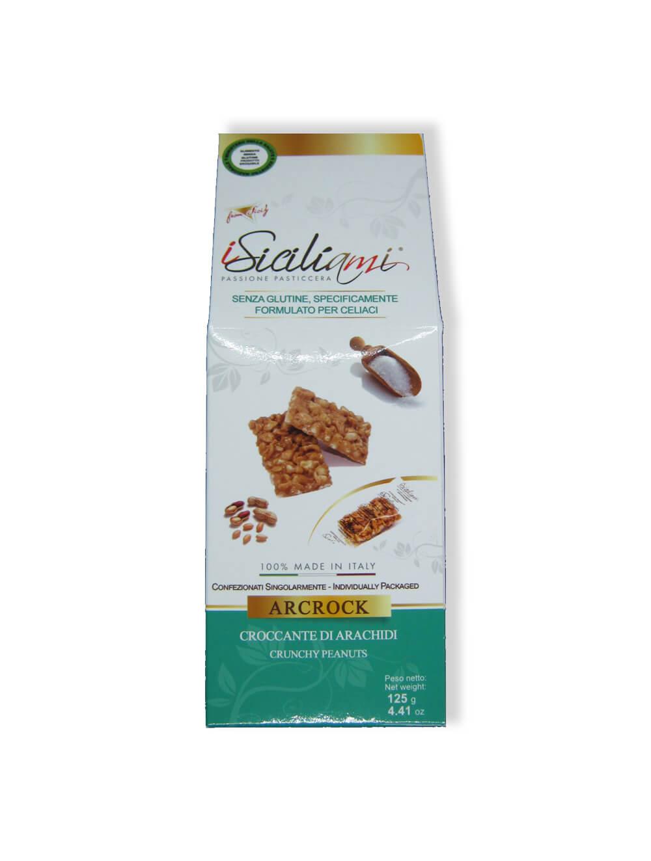 immagine Croccante di arachidi I Siciliami