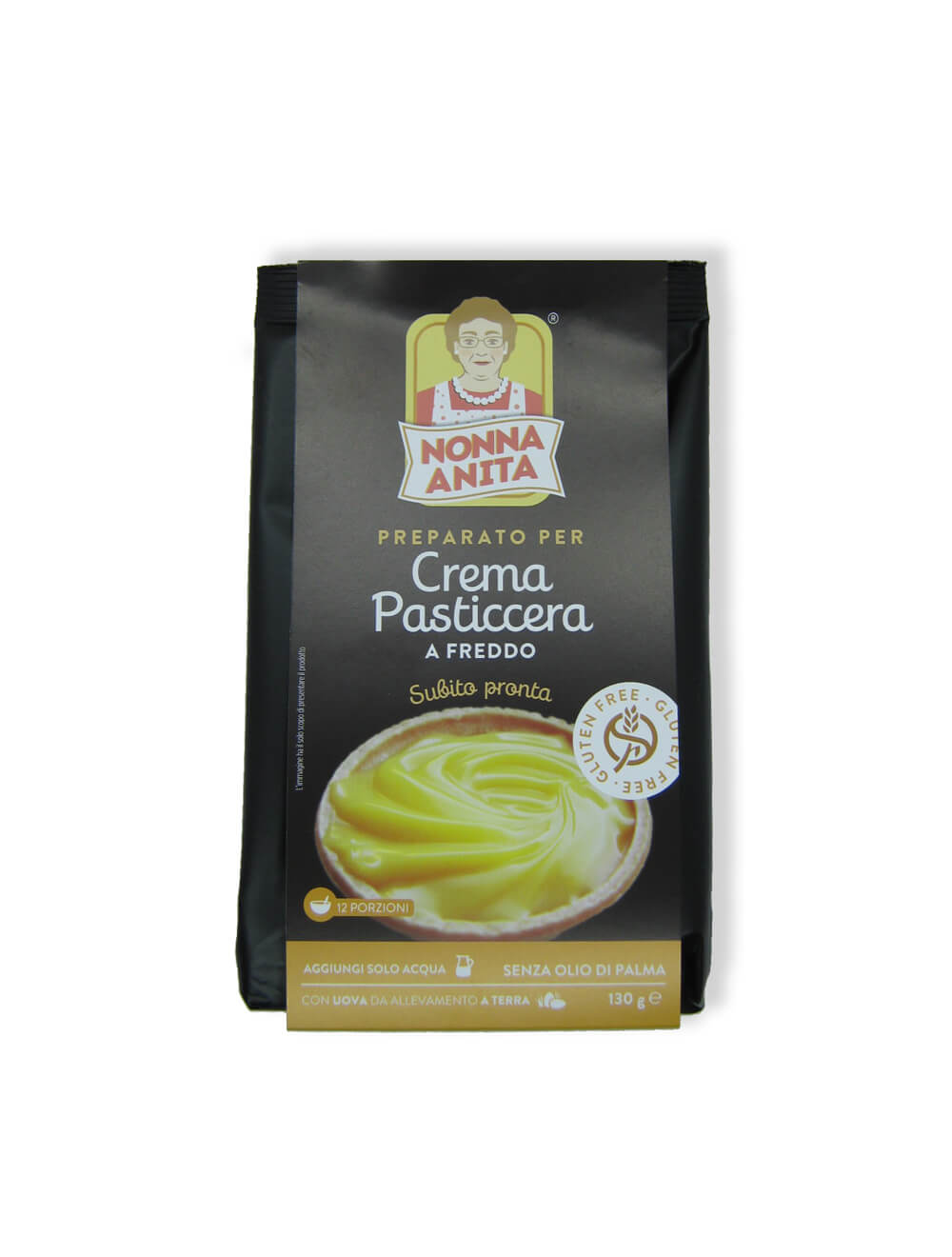 immagine Preparato crema pasticcera Nonna Anita