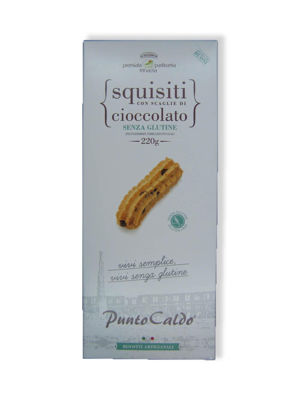 immagine Squisiti al cioccolato Premiata Pasticceria Trinacria