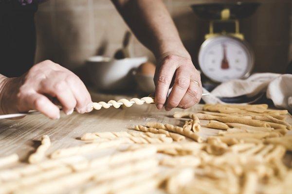Maccheroni al ferro Gluten Free