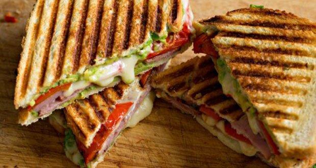Toast farciti senza Glutine
