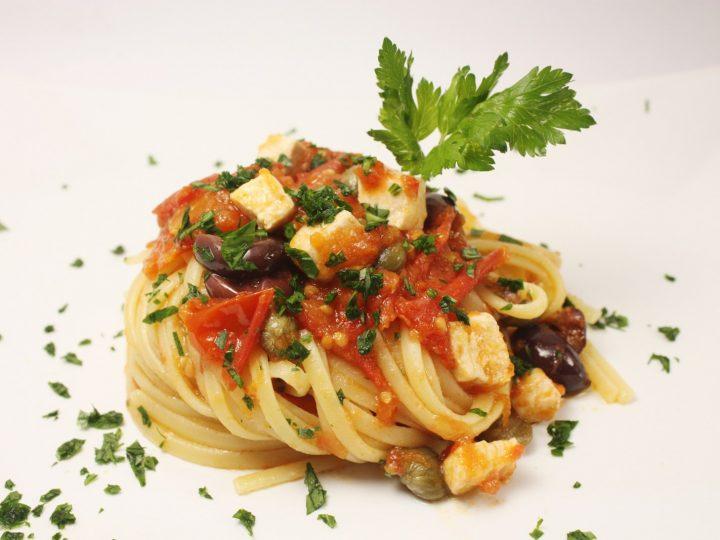Linguine al pesce spada Senza Glutine